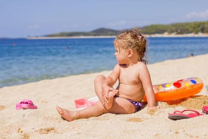 Культура посещения пляжа с детьми: 7 простых правил