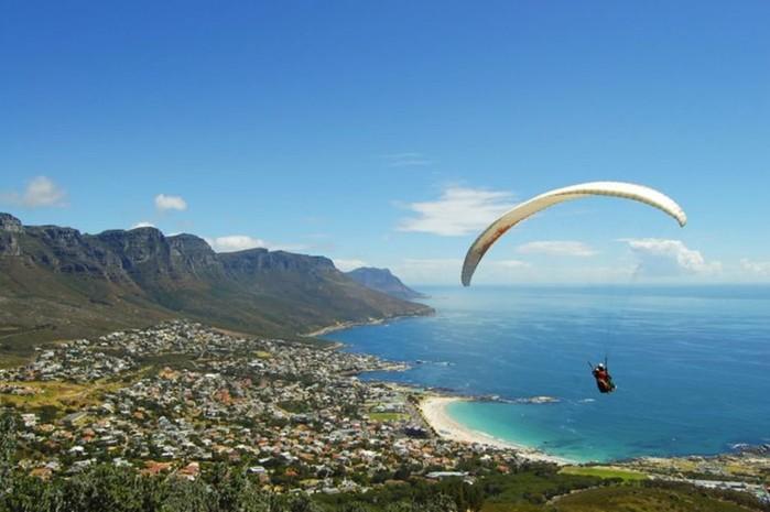 Южная Африка: клоун и достопримечательности