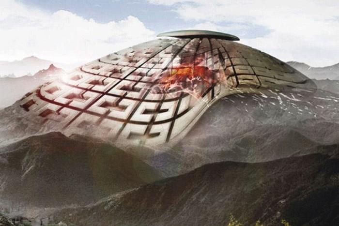 Китайцы решили приручить вулкан