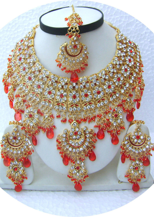 Hot-Red-Half-Moon-Pendant-Golden-Base-Necklace-Set-with-Tika[1] (499x700, 508Kb)