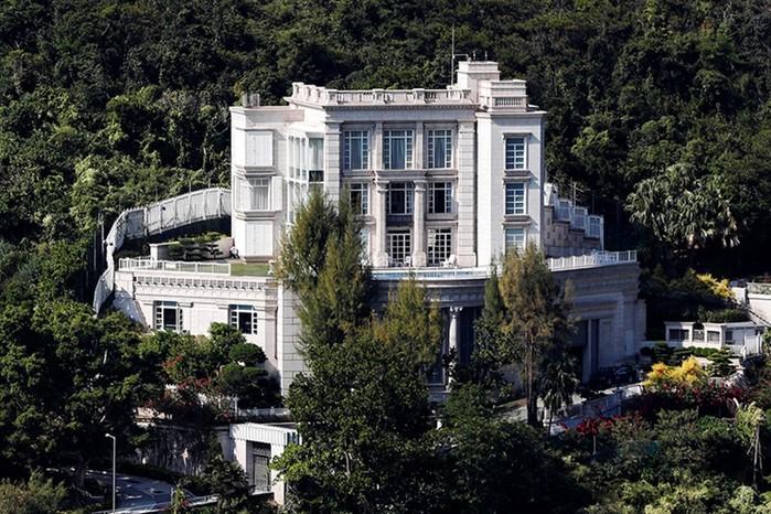 Самые необычные дома миллиардеров