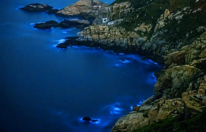 10самых невероятных заливов мира