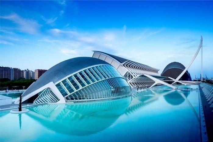 10 фантастических зданий из «параллельной вселенной»