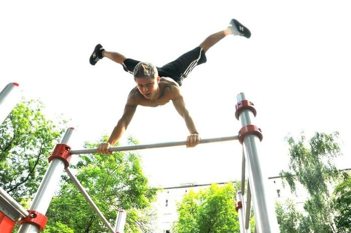 5 главных трендов уличного спорта