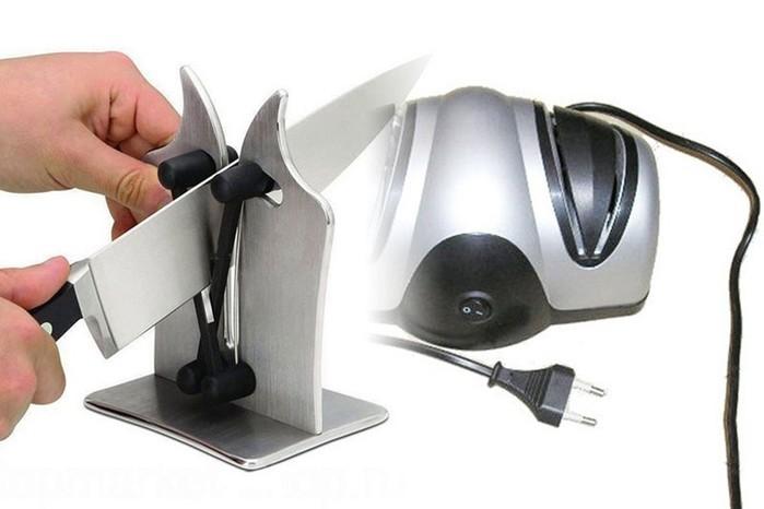 Терминатор и электрическая ножеточка. Ассоциации