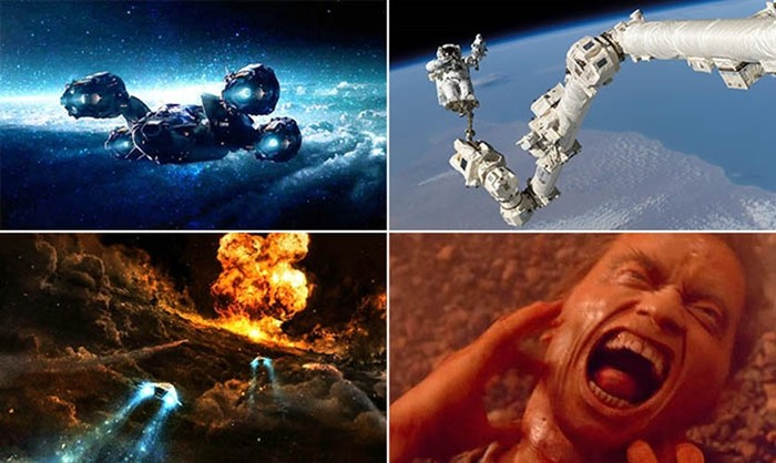 10 мифов о космосе, созданных кинематографом