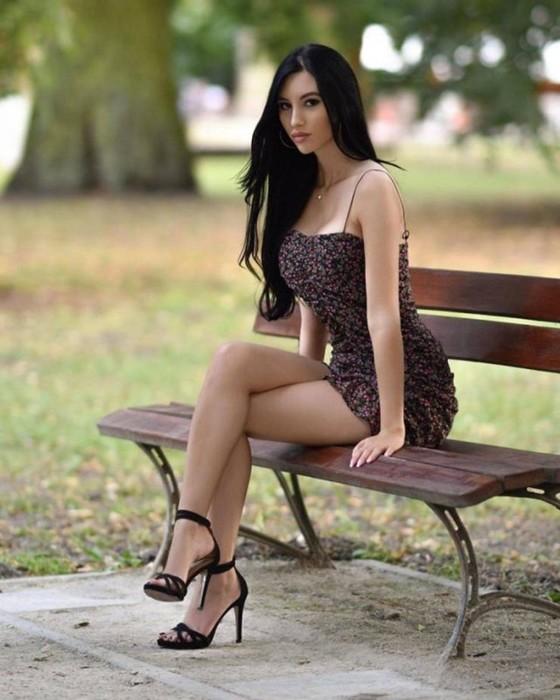 Девушки с длинными ногами! Завораживающие фотографии