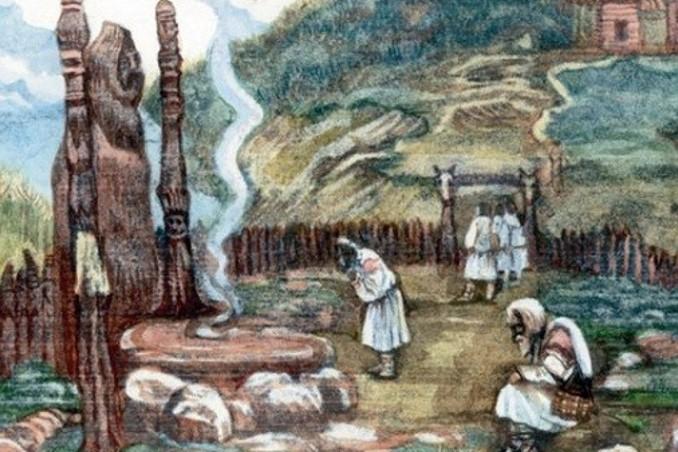 Как славяне почитали предков и уважали старших