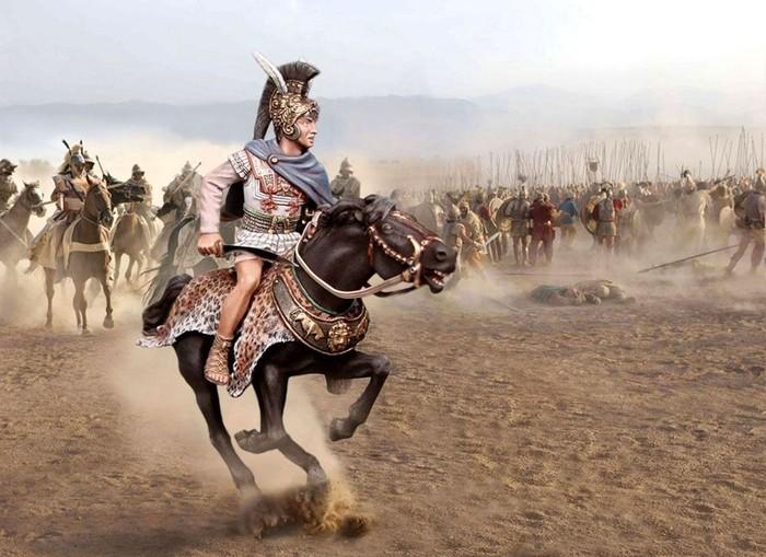 Самые знаменитые лошади в истории