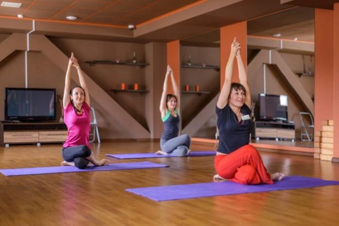 Виды йоги для здоровья
