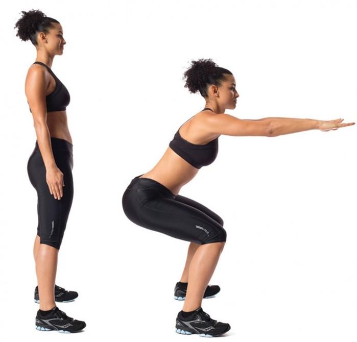 Красивые ноги: 5 упражнений, которые можно выполнять дома