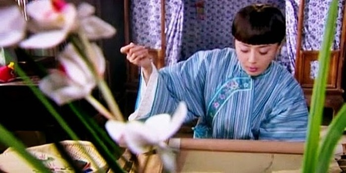 Вышивальщица Лань Синь / Xiu Niang Lan Xin (2007)