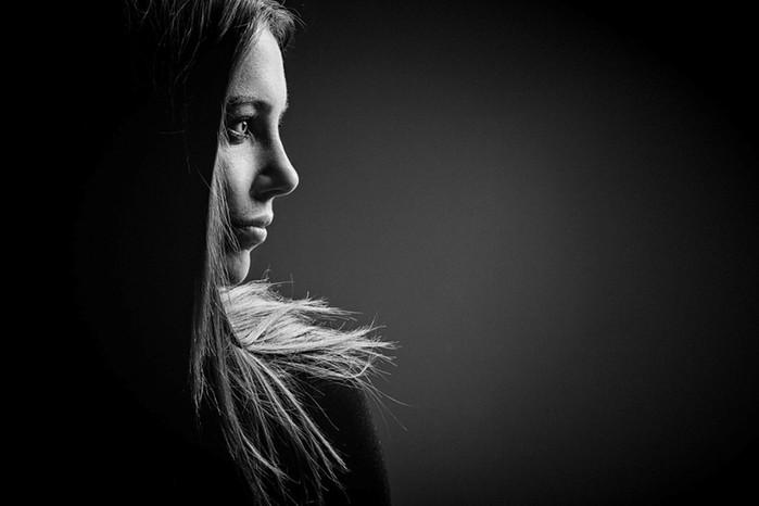 Как использовать направление взгляда в портретной фотографии