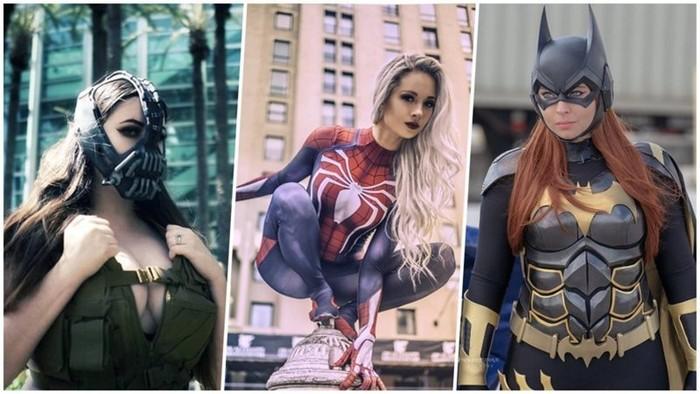 Как выглядели бы герои популярных фильмов, если бы их играли женщины