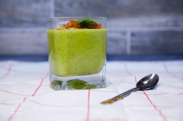Гаспачо! 5 необычных рецептов холодного супа