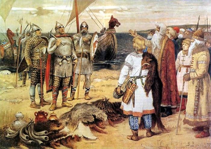 Варяги и викинги: в чем разница и отличия?