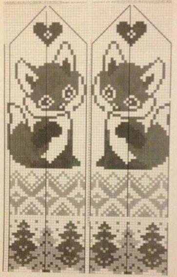 Варежки с котами 5 (363x569, 293Kb)
