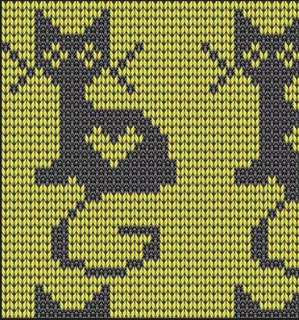 Варежки с котами 24 (593x633, 999Kb)