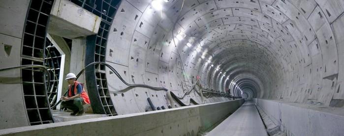 Самые крупные строительные проекты современности