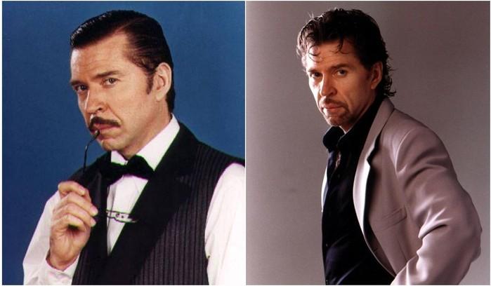 Актеры «Дикого ангела» спустя 22 года
