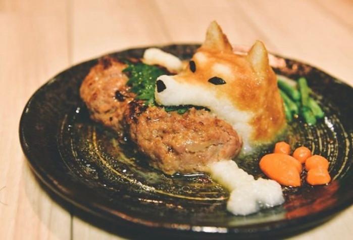 Когда обычные блюда есть скучно, начинают создавать необычные