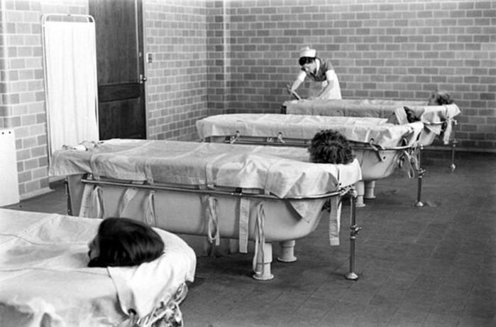 Женщины из самой известной психиатрической клиники