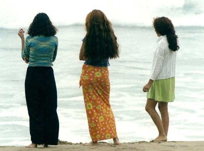 Американские пляжи в 1980 х годах