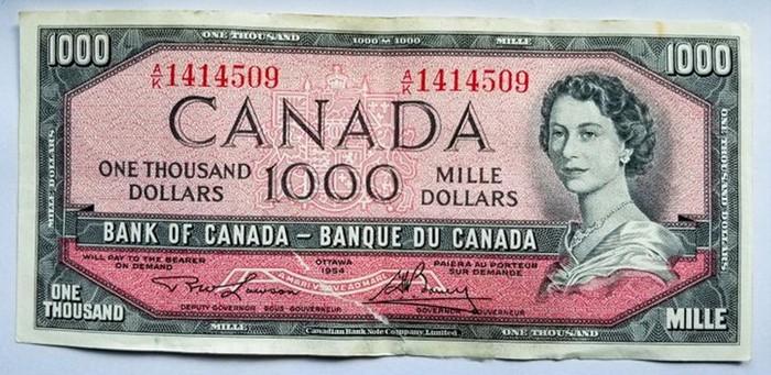 Самые оригинальные банкноты мира