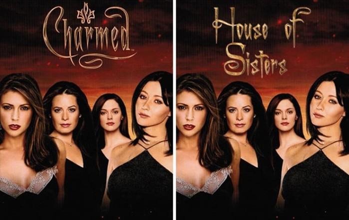 Первые названия известных сериалов и телешоу