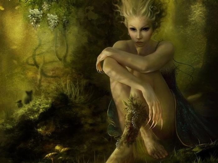 Известные и малоизвестные мифические существа мира