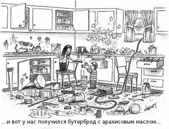 Карикатуры от журнала «Нью йоркер»