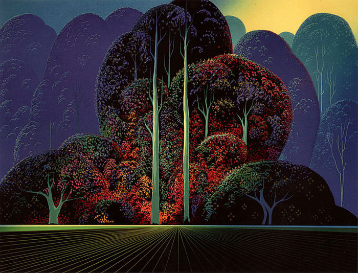 Художник Eyvind Earle.3 (700x534, 123Kb)