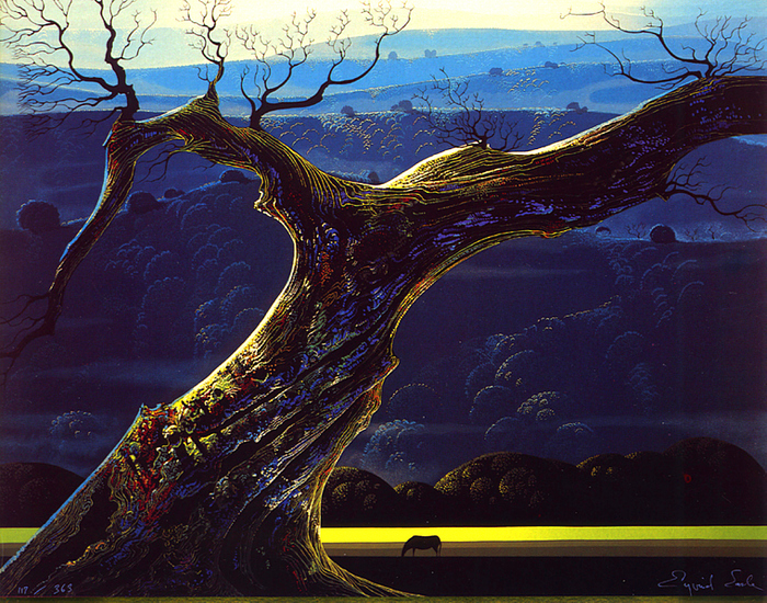 Художник Eyvind Earle4 (700x550, 478Kb)