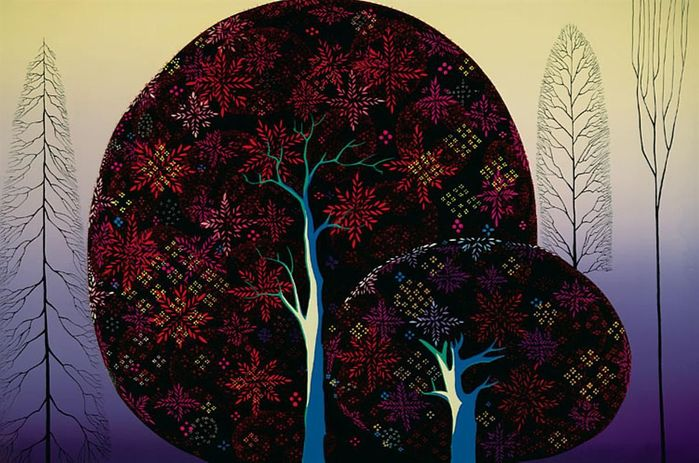 Художник Eyvind Earle3 (700x463, 76Kb)