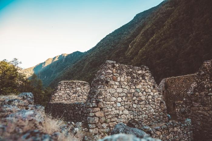 Chachabamba - Inca Trail