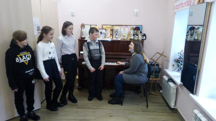 Студенка 1 курса СПО Сольное и хоровое народное пение Катохина Варвара