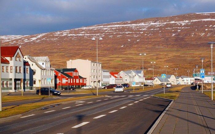 Исландия   край льда и пламени