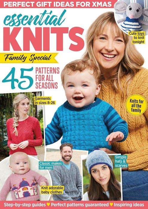 Essential Knits + Knitmas — Christmas 2021