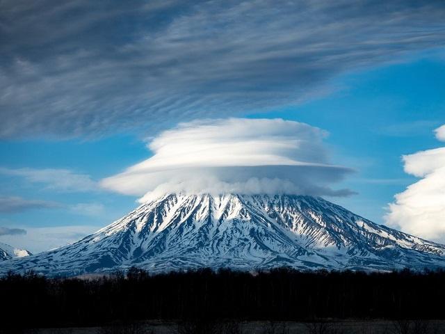 лучшие снимки облаков