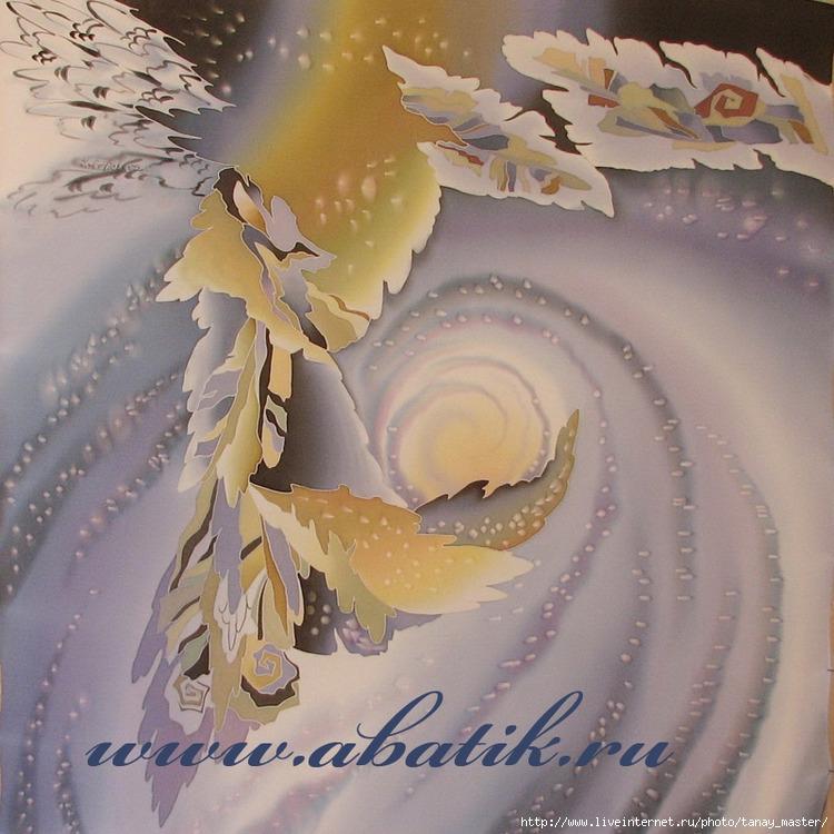 Фотографии Батик эксклюзивные платки, шарфы от художественной...