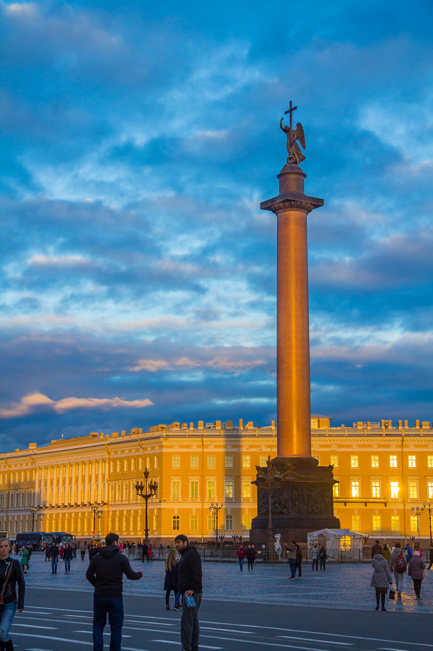 Картинки александровская колонна в санкт-петербурге, дедушке открытку