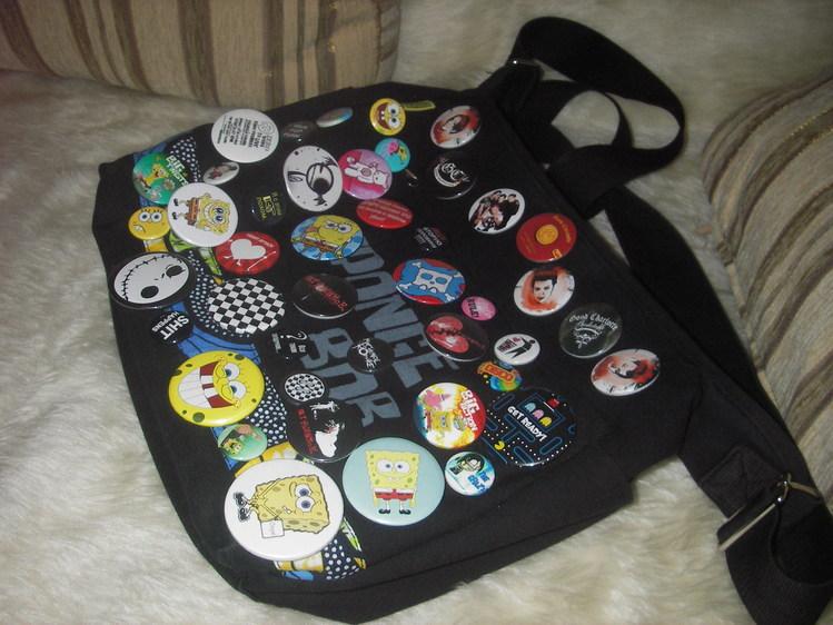 Эта сумка предмет моей гордости и зависти всей школы))