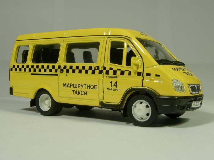 фотки газели такси разделка