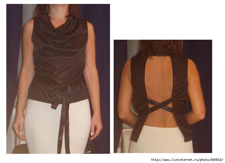 вечерняя блузка (Италия) размер 46 состав: полиэстер 100% новая цена...