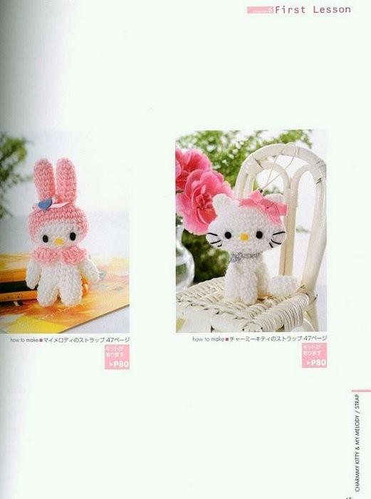 Hello Kitty Book.