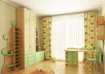 мебель для детской комнаты для девочек.