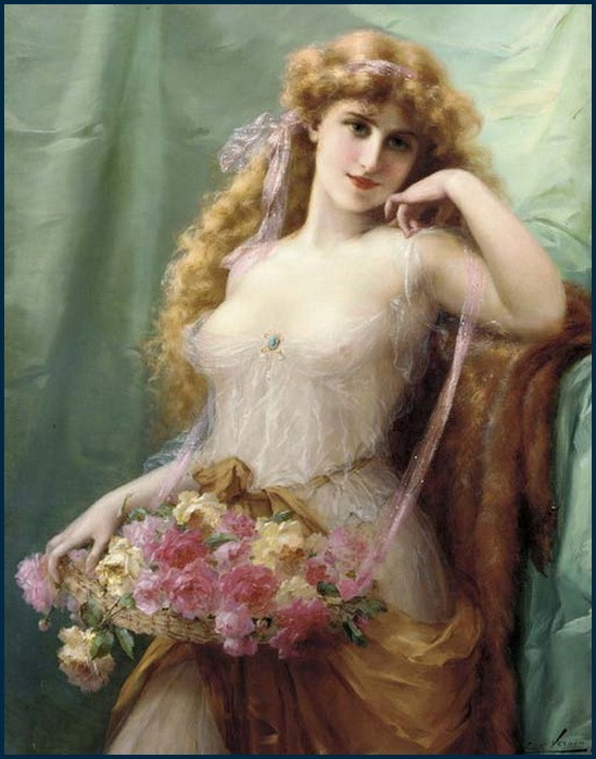 Emile Vernon - Sweet as roses.