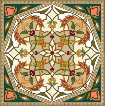 восточные узоры и орнаменты в векторе. восточный орнамент для.