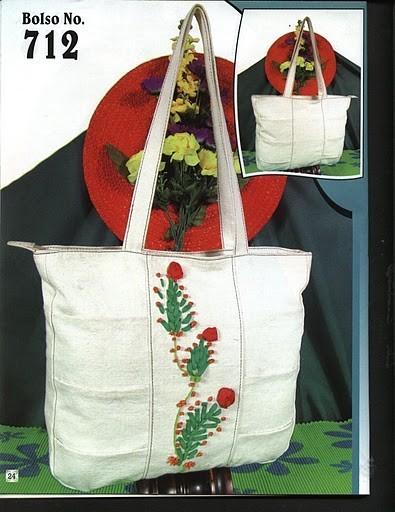 сумок представлены 17 выкроек сумок.