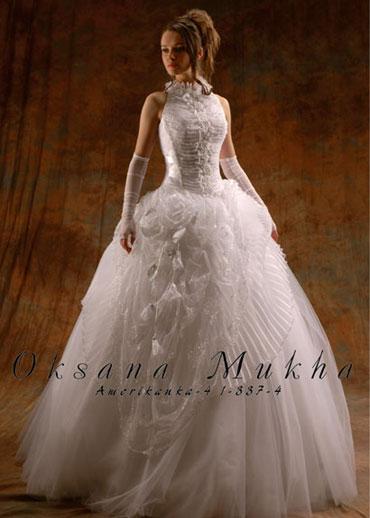 Свадебные платья - Amerikanka-4 1-337-4 (2)